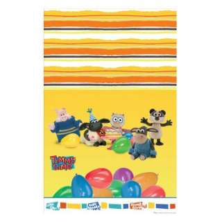 Timmy Time Happy Birthday Party Banner   5 Yard
