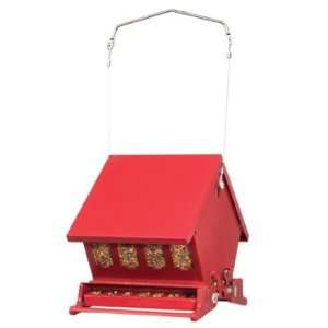 Heritage Farms 7458 Red Mini Absolute 2 Feeder Mini Pet