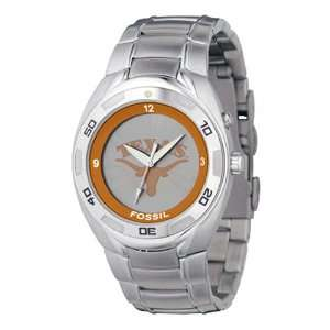 Fossil Athletic Texas Longhorns Mens Kaleido Watch