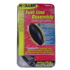 Moeller® Universal Fuel Line Assembly 5/16 Sports