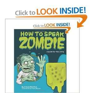 Speak Zombie A Guide for the Living [Hardcover] STEVE MOCKUS Books