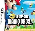 new super mario bros nintendo ds,dsL, dsi, dsixl game