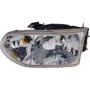 99 00 MERCURY VILLAGER HEADLIGHT LH (DRIVER SIDE) VAN (1999 99 2000 00