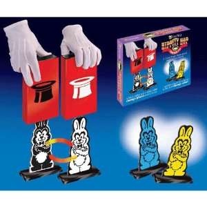 Hop Rabbits Easy Quick Change Bunny Magic Trick