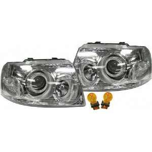 03 06 FORD EXPEDITION EURO PROJECTOR HEADLIGHT SUV, one set (left and