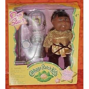 Patch Mini Pop Star Collection African American Doll Toys & Games