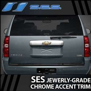 2007 2012 Chevy Tahoe/Suburban SES Rear Accent Trim