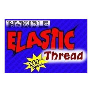 Invisible Elastic Thread   200 feet   Magic Trick Toys