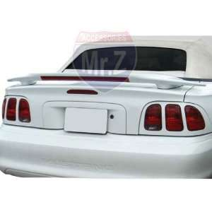 1998 Ford Mustang Custom Spoiler Factory Cobra Style With (Unpainted