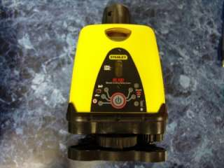 Stanley RL100 Dual Beam Manual Leveling Rotary Laser Level Kit