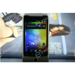 Touch screen GSM+WCDMA Android 2.3 WiFi GPS Cell Phones & Accessories