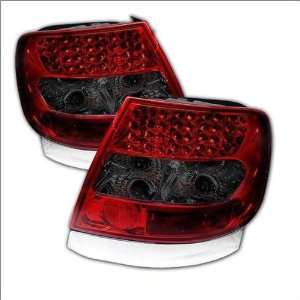 Spyder LED Euro / Altezza Tail Lights 96 01 Audi A4