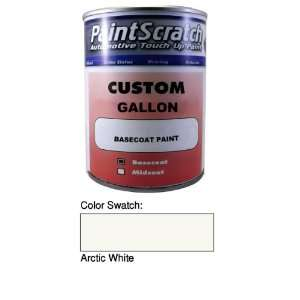 1 Gallon Can of Arctic White Touch Up Paint for 2006 Audi A4