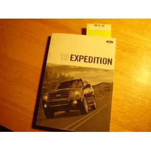 2010 Ford Expedition Owners Manual Ford  Books