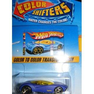 Wheels Color Shifters 67 Camaro Police Car, 164 Scale. Toys & Games