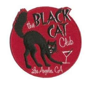 Criminal Macabre BLACK CAT CLUB Los Angeles CA Patch