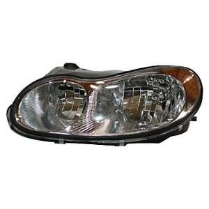TYC 20 5496 00 Chrysler Concorde Driver Side Headlight