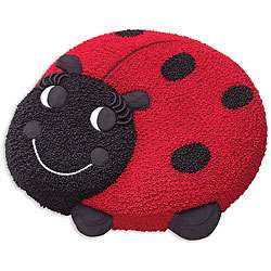 Wilton Lady Bug Novelty Cake Pan