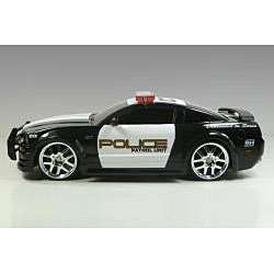 Toys Ford Mustang Police Car with Police Figure Remote Control Car