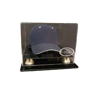 San Francisco 49ers Football Cap/Hat Display Case with