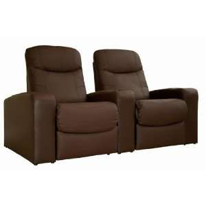 Wholesale Interiors Set of Two Cannes Home Theater Seats