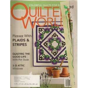 Quilters World Magazine, June 2004 (Volume 26, Number 3
