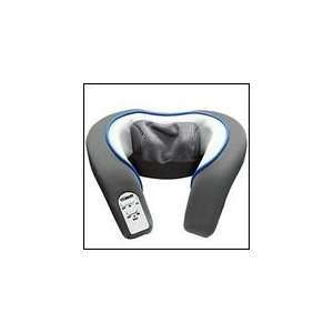 Heated Deep Kneading Shiatsu Neck Massager Health