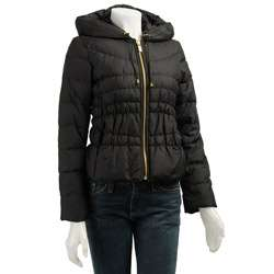 MICHAEL Michael Kors Womens Petite Down Jacket