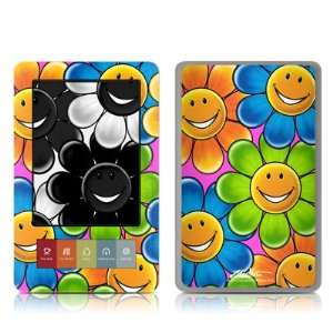 Happy Daisies Design Protective Decal Skin Sticker for