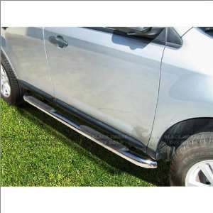 Black Horse Stainless Steel Nerf Bars 07 11 Ford Edge