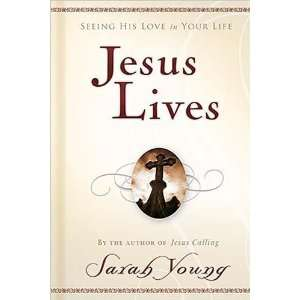 Jesus Lives [Hardcover] Sarah Young Books