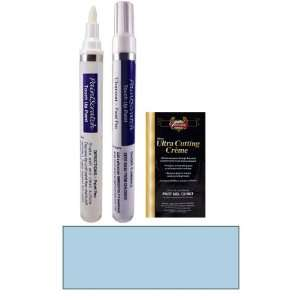 1/2 Oz. Sky Blue Metallic Paint Pen Kit for 1990 Isuzu