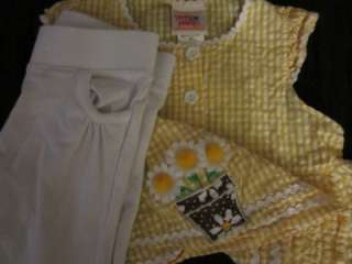 TODDLER BABY GIRL LOT 4T 5T SPRING SUMMER CLOTHES LOT SHORTS SHIRTS #5
