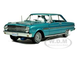 1963 FORD FALCON MING GREEN 118 DIECAST MODEL CAR