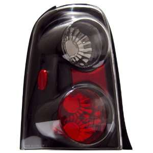 Anzo USA 211078 Ford Escape Black Tail Light Assembly   (Sold in Pairs