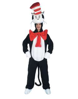 Dr. Seuss Deluxe Cat in the Hat Adult Costume
