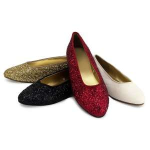 Sparkle Shoes (Gold) Child, 38536