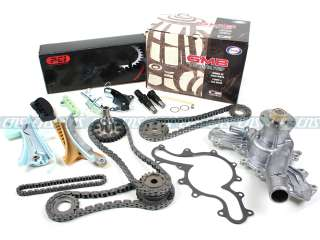 FORD MAZDA 4.0L COMPLETE TIMING CHAIN KIT W/ JACK SHAFT FULL SET+WATER