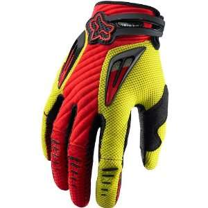 com Fox Racing Platinum Mens MX/Off Road/Dirt Bike Motorcycle Gloves