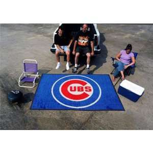 BSS   Chicago Cubs MLB Ulti Mat Floor Mat (5x8)