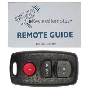 2005 2006 Mazda MPV Keyless Entry Remote Fob Clicker With Do