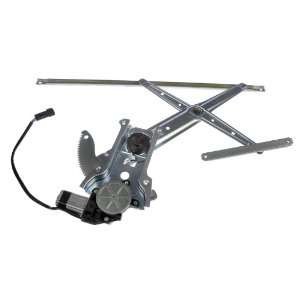 828 Dodge Neon Front Passenger Side Power Window Regulator with Motor