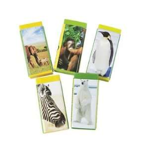Wildlife Erasers   Basic School Supplies & Erasers