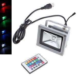 16 Color Tones RGB LED Flood Light for Illumination and Beautification