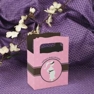 Its A Girl   Mini Personalized Baby Shower Favor Boxes Toys & Games