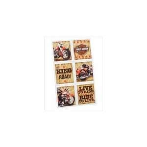 Harley Davidson Stickers Toys & Games