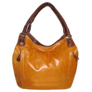 Italian Designer Leather Hobo Handbag Clothing