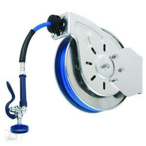 T & S Brass B 7112 01 15 Open Hose Reel Patio, Lawn & Garden