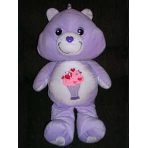 Care Bears 26 Jumbo Plush Share Bear 25th Anniversary