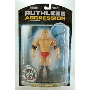 WWE   2007   Ruthless Aggression Series 29   Mr. Kennedy Action Figure